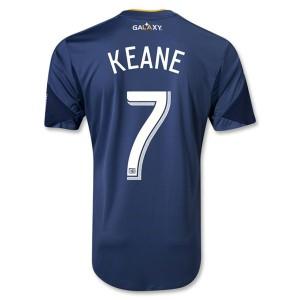Camiseta nueva del Los Angeles Galaxy 2013/2014 Keane Segunda
