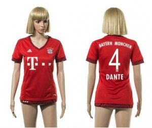 Camiseta de Bayern Munich 2015/2016 4 Mujer