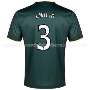 Camiseta de Celtic 2014/2015 Segunda Emilio Equipacion
