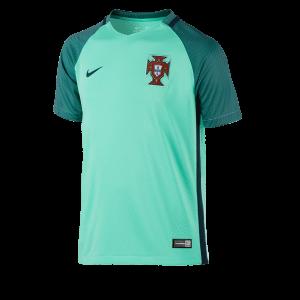 Camiseta de Portugal 2016/2017 Niños