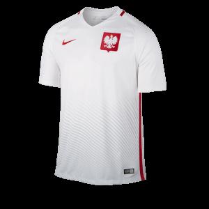 Camiseta nueva del Poland Stadium 2016 Home