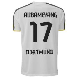 Camiseta de Borussia Dortmund 2013/2014 Tercera Aubameyang
