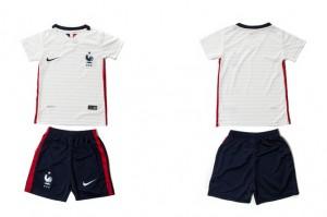 Camiseta de Francia 2015/2016 Niños