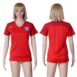 Camiseta nueva del Inglaterra 2016 UEFA EURO Mujer
