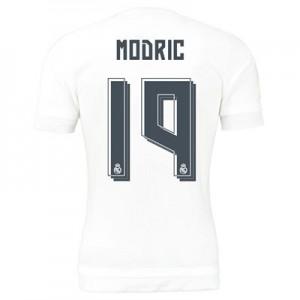 Camiseta nueva Real Madrid Numero 19 MODR Equipacion Primera 2015/2016