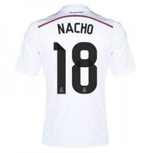 Camiseta Real Madrid Jose Ignacio Primera Equipacion 2014/2015