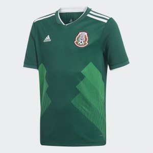 Juventud Camiseta del MEXICO Home 2018