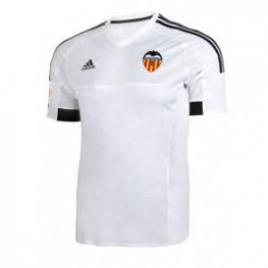 Camiseta de Valencia 2015/2016 Primera Equipacion