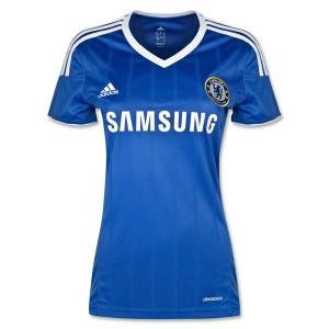 Camiseta Chelsea Primera Equipacion 2013/2014 Mujer
