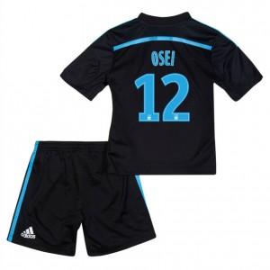 Camiseta nueva del Borussia Dortmund 2013/2014 Subotic Tercera