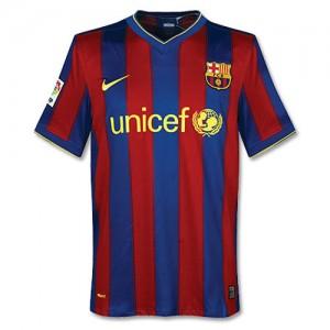 Camiseta Barcelona Tailandia 2009/2010