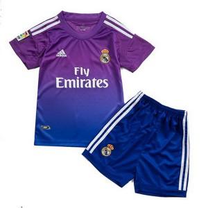 Camiseta Portero nueva del Real Madrid 2013/2014 Equipacion Nino