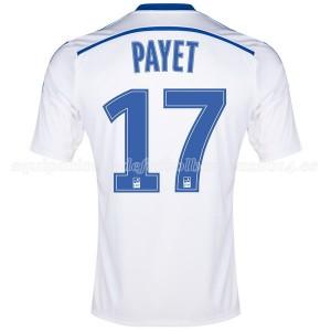 Camiseta nueva Marseille Payet Primera 2014/2015