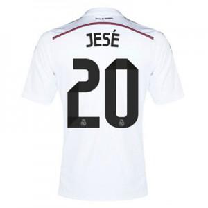 Camiseta Real Madrid JESE Primera Equipacion 2014/2015