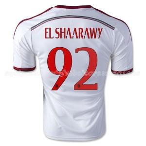 Camiseta de AC Milan 2014/2015 Segunda El.Shaarawy Equipacion