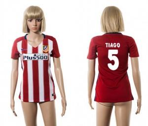 Camiseta nueva Atletico Madrid Mujer 5 2015/2016