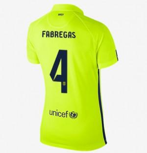 Camiseta Barcelona Primera Equipacion 2014/2015 Mujer