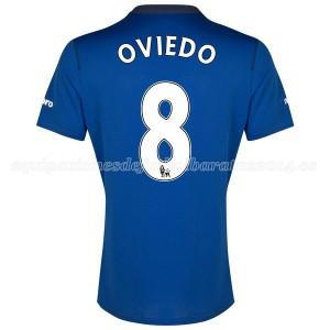 Camiseta del Oviedo Everton 1a 2014-2015