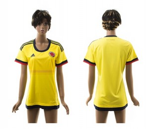 Mujer Camiseta del Colombia 2015/2016