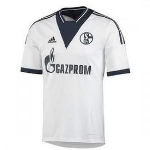 Camiseta Schalke 04 de la Seleccion Segunda Tailandia 2013/20
