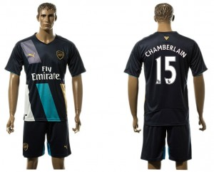 Camiseta del 15# Arsenal Away