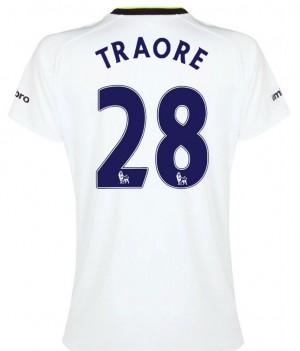 Camiseta nueva del Tottenham Hotspur 14/15 Lamela Tercera