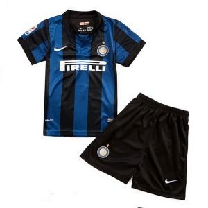 Camiseta nueva del Inter Milan 2013/2014 Equipacion Nino Primera