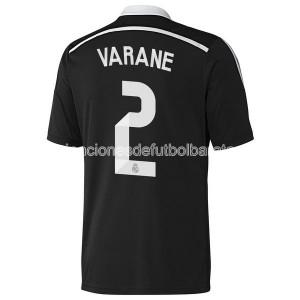 Camiseta nueva del Real Madrid 2014/2015 Equipacion Varane Tercera