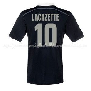 Camiseta nueva del Lyon 2014/2015 Lacazette Tercera