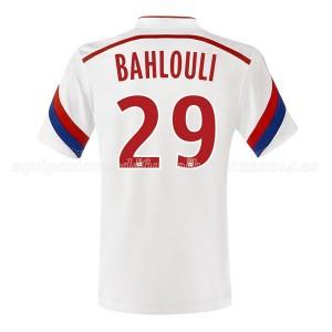 Camiseta Lyon Bahlouli Primera 2014/2015