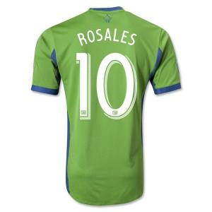 Camiseta del Rosales Seattle Sound Primera Tailandia 2013/2014