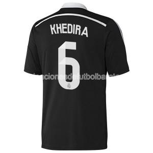 Camiseta del Khedira Real Madrid Tercera Equipacion 2014/2015
