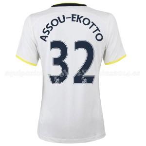 Camiseta Tottenham Hotspur Assou Ekotto Primera 14/15