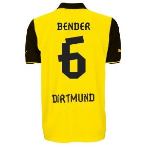 Camiseta de Borussia Dortmund 2013/2014 Primera Bender