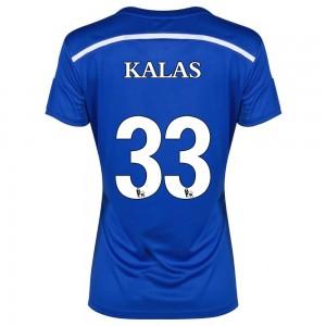 Camiseta Chelsea Cahill Segunda Equipacion 2013/2014
