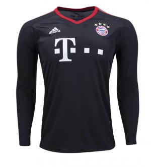Camiseta de portero nueva Bayern Munich Mangas largas 2017/2018