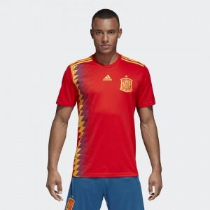 Camiseta del SPAIN Home 2018