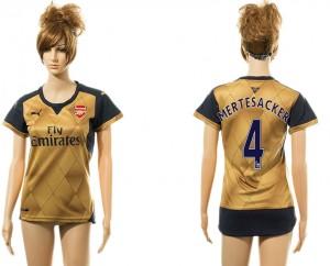 Camiseta del 4# Arsenal Away