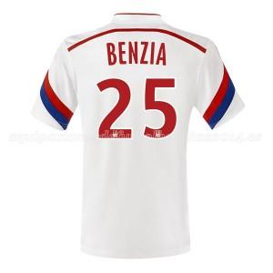 Camiseta Lyon Benzia Primera 2014/2015