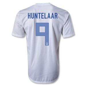 Camiseta nueva Holanda Huntelaar Segunda 2013/2014