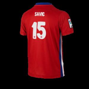 Camiseta de Atletico Madrid 2015/2016 Primera SAVIC Equipacion
