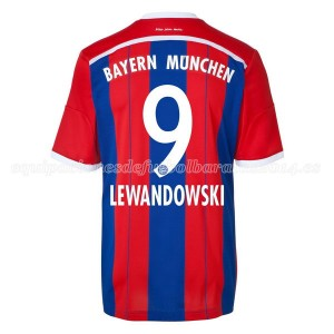 Camiseta Bayern Munich Lewandowski Primera Equipacion