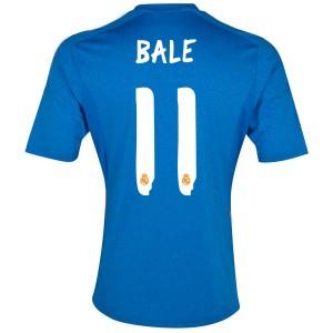 Camiseta nueva del Real Madrid 2013/2014 Equipacion Bale Segunda