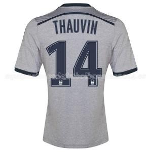 Camiseta de Marseille 2014/2015 Segunda Thauvin