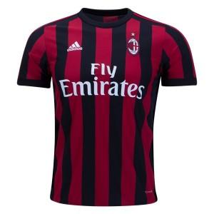Camiseta del AC Milan 2017/2018