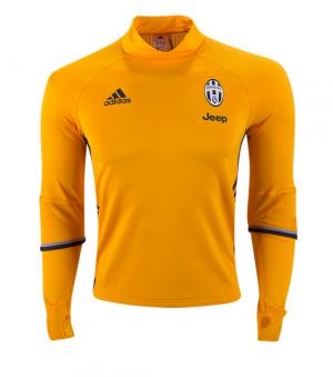 Camiseta nueva del Juventus 2017/2018 Manga Larga LS Entrenamiento