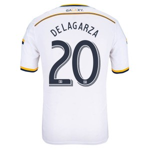 Camiseta de Los Angeles Galaxy 13/14 Primera Delagarza