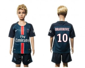 Niños Camiseta del 10 Paris st germain 2015/2016