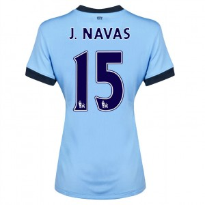Camiseta nueva del Manchester City 2013/2014 Fernandinho Segunda
