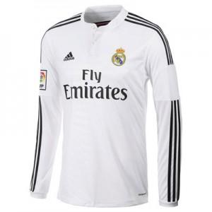 Camiseta nueva Real Madrid ML Equipacion Primera 2014/2015